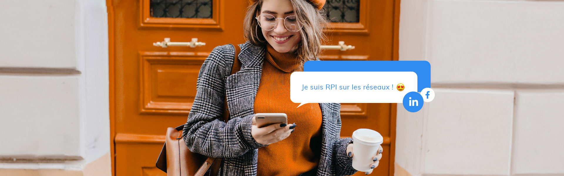 Les réseaux sociaux RPI